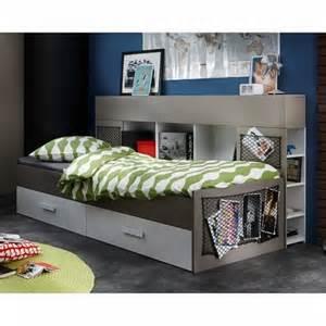 lit ado lit et mobilier chambre ado lit pour adolescent