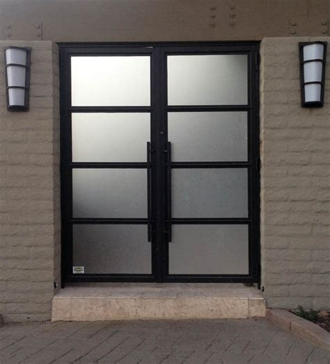 Steel Front Doors Residential Eurofineline By Colletti Design Steel And Glass Front Doors Residential Steel Doors