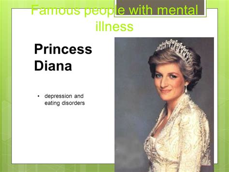famous people with mental illness what am i nobody can escape me ppt download