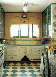 1930s kitchen floors 1930 s kitchen kitchens pinterest just love the white and cabinets