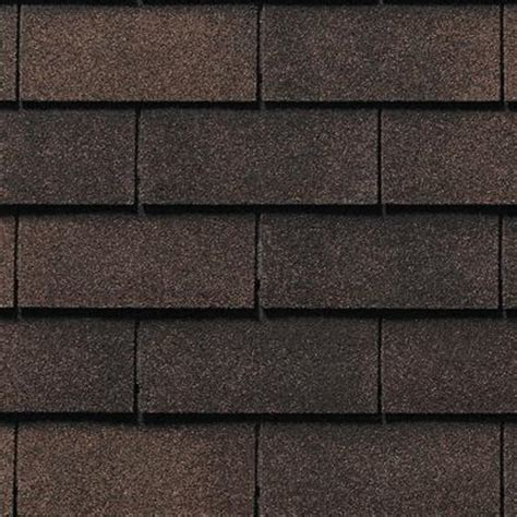 bp yukon sb autumn brown fiberglass 3 tab shingle home
