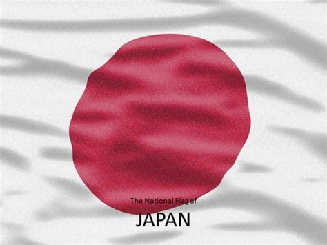 template powerpoint japanese japan flag powerpoint template