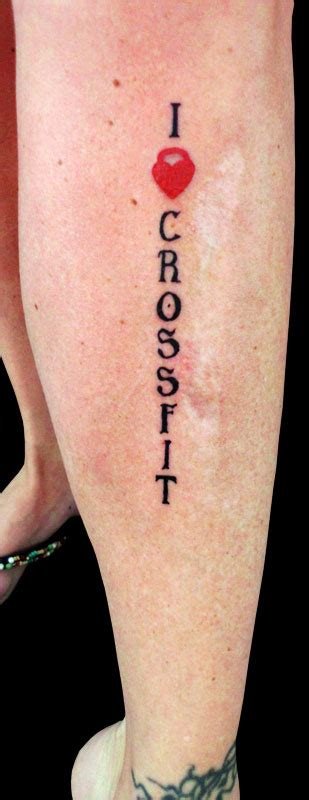 crossfit tattoos crossfit quotes for tattoos quotesgram