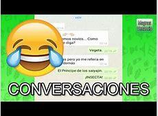 30 Conversaciones graciosas de WhatsApp - YouTube Lsig