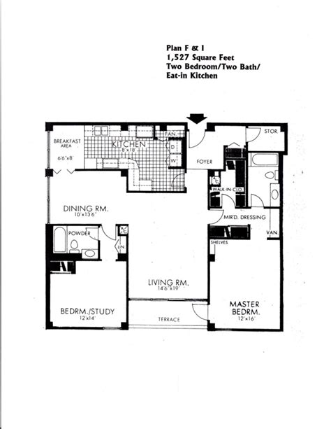 eat in kitchen floor plans the building
