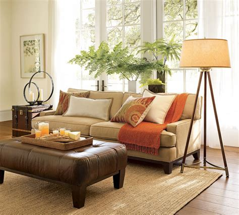 cream sofa color schemes beige and cream living room with rust red accents