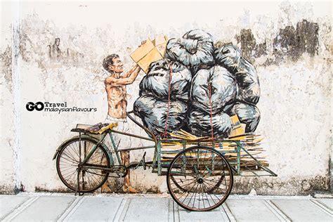 ipoh wall art murals  ernest zacharevic  ipoh  town