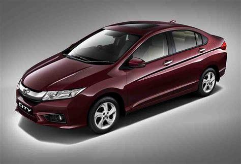 Average Mileage Of Honda City New Honda City 1 5 Sv Mt Diesel Car Review