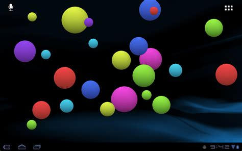 live bubble themes colorful bubble live wallpaper android apps on google play