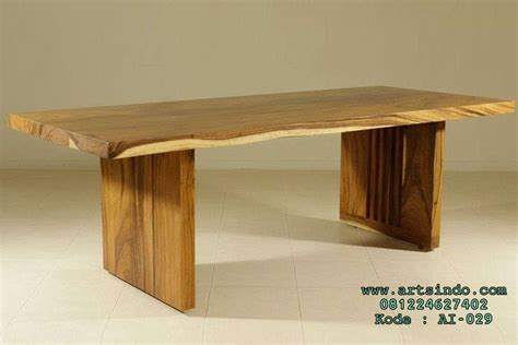 Meja Kayu Meh meja kayu trembesi murah arts indo furniture jepara arts indo furniture jepara