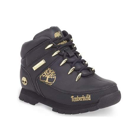 black timberland boots for timberland sprint black gold junior boot 90969