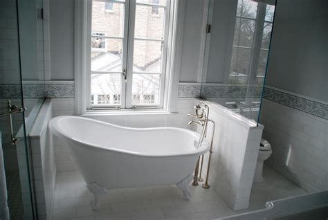 Bathtubs Chicago by Free Standing Tub Traditional Bathroom Chicago By