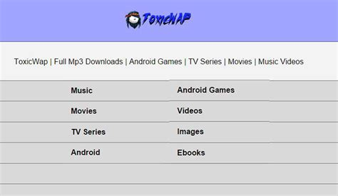 Toxicwap Com | toxicwap com full mp3 downloads android games tv series