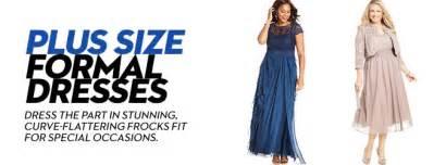 macy s womens plus size formal dresses plus size