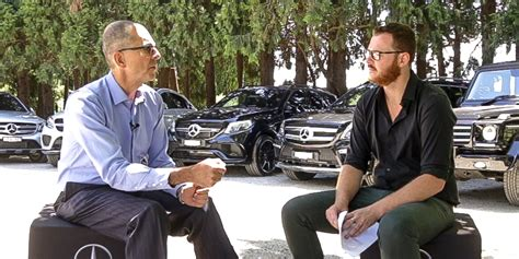 mercedes benz ceo interview with a ceo mercedes benz australia pacific ceo