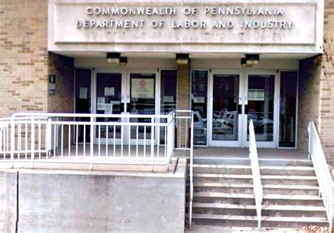 Unemployment Office Erie Pa sudden layoff of 600 pennsylvania workers irresponsible