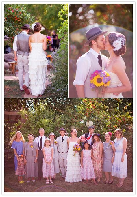 1920 s rural theme wedding real weddings 100 layer cake