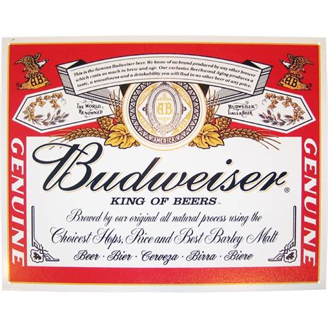 printable budweiser label 301 moved permanently