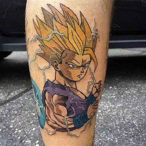 imagenes de goku tatuajes tatuajes gohan dragon ball tatuaje club