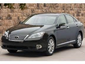 2007 Lexus Es350 Problems Cars With The Lowest Maintenance Costs Business Insider