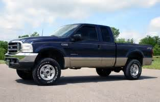 country 99 04 ford f 250 f 350 2 5 quot leveling suspension