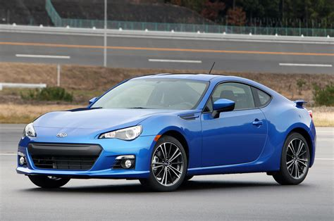 subaru cars brz subaru brz scion fr s lead list of fastest selling cars