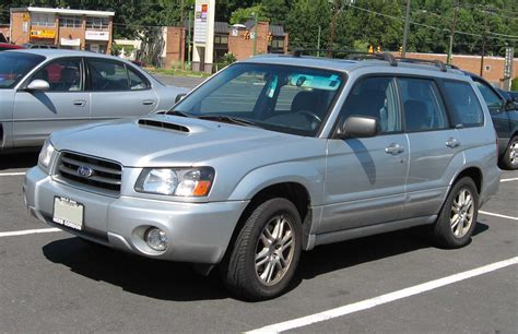 subaru forester xt off 2003 subaru forester xt related infomation specifications