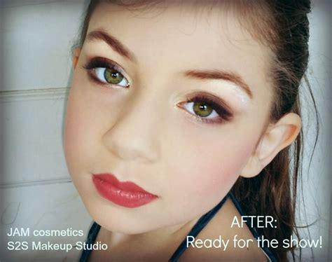 tutorial makeup dance learn how to do your daughter s dance recital makeup in