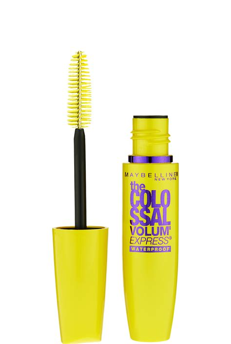 Mascara Maybelline Volume by Volum Express The Colossal Waterproof Mascara Maybelline