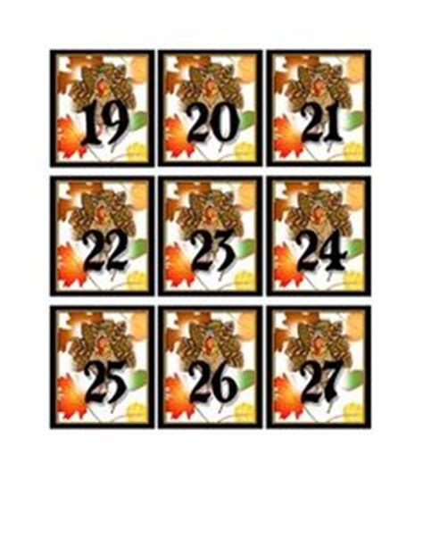 printable turkey calendar pieces 1000 images about classroom helpers tags labels posters