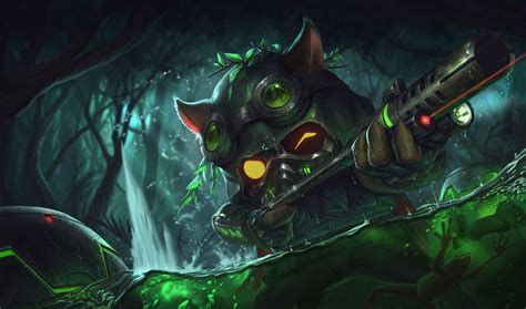 league of legends teemo league of legends