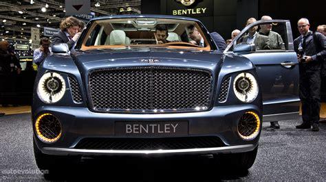 suv bentley bentley suv gets production green light autoevolution