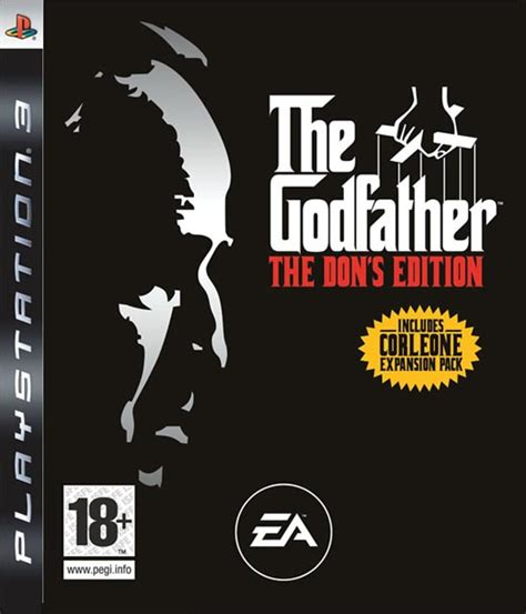 Bd Ps3 The God Ii 2 Godfather the godfather the don s edition the godfather wiki fandom powered by wikia