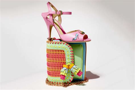 Kick Up Your Heels And Go by Kick Up Your Heels With These Dazzling Bag Shoe Duos