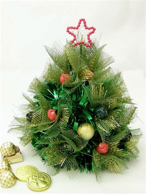 easy  fun ideas  handmade christmas trees