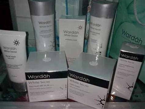 Wardah White Secret Milk Cleanser referensi harga kosmetik wardah terlengkap info