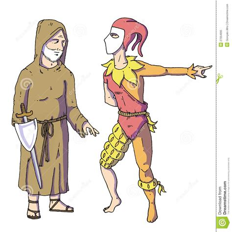 devil z vs devil vs priest royalty free stock photo image 27054995
