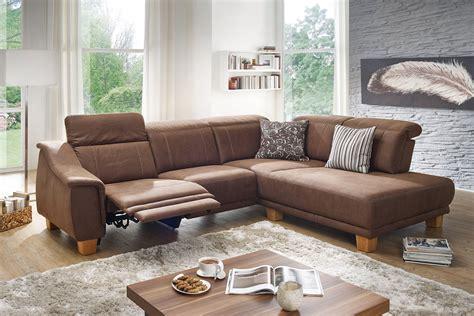 polstermöbel messina f s polsterm 246 bel eckgarnitur hasel sofas