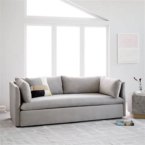 west elm shelter sofa review shelter sofa 84 quot west elm