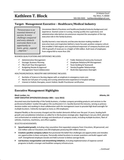 small business owner resume sample millbayventures com