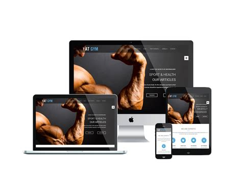 free bootstrap templates for gym at gym free fitness gym joomla template age themes
