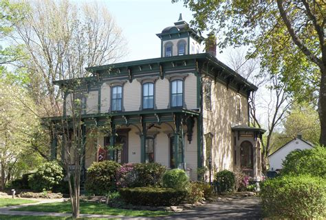 italianate house about italianate architecture in the us