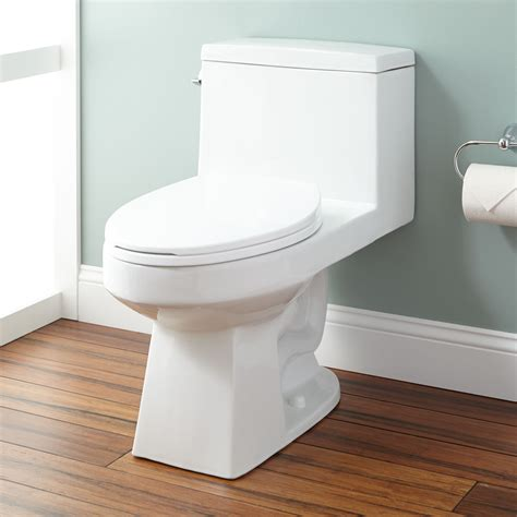 in this toilet burnside siphonic elongated one piece toilet bathroom