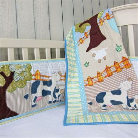 animal crib bedding crib bedding sets farm animals and crib bedding on pinterest