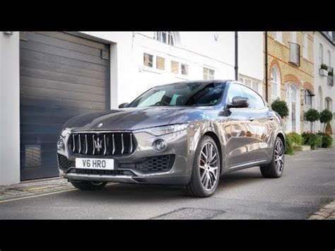 Buy A Maserati by Why Would You Buy A Maserati Levante