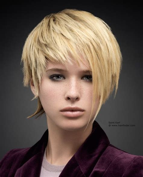 different kinds of short haircuts for women different types of short choppy hairstyles simple