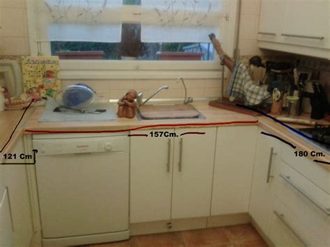 cambiar encimera cocina obras cambio de sobre encimera de madera por granito ideas