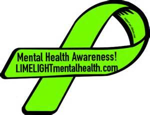 mental health awareness color custom ribbon mental health awareness