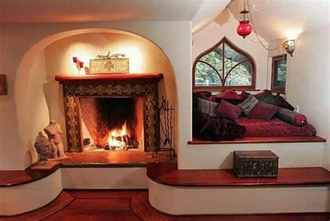 Fireplace Nook by Fireplace Reading Nook Cozy Nooks