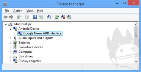 android adb driver adb fastboot install adb drivers setup and use